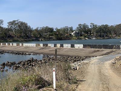 Pacific Urethanes & Bundaberg Sandblasting Solve a Problem for Suncoast Water