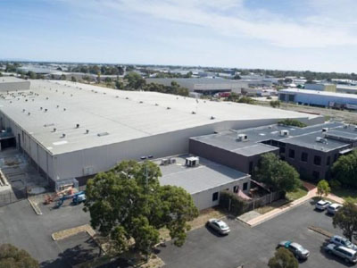 Rinnai Opens New World Class Facility in Melbourne