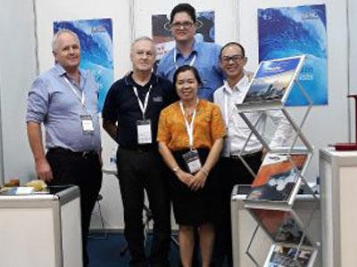 Mining Vietnam Event in Hanoi