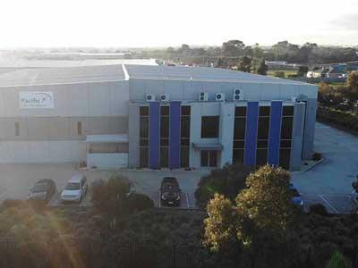 Pacific Urethanes - New Headquarters