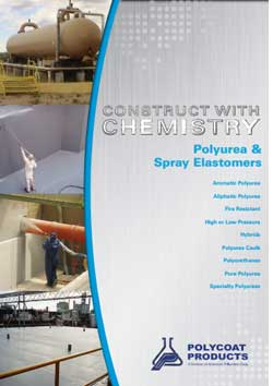 Polycoat Products - Polyurea & Spray Elastomers Brochure