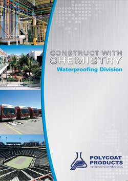 Polycoat Products - Waterproofing Brochure