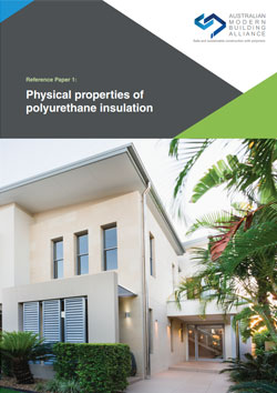 AMBA Reference Paper 1 - Physical properties of polyurethane insulation
