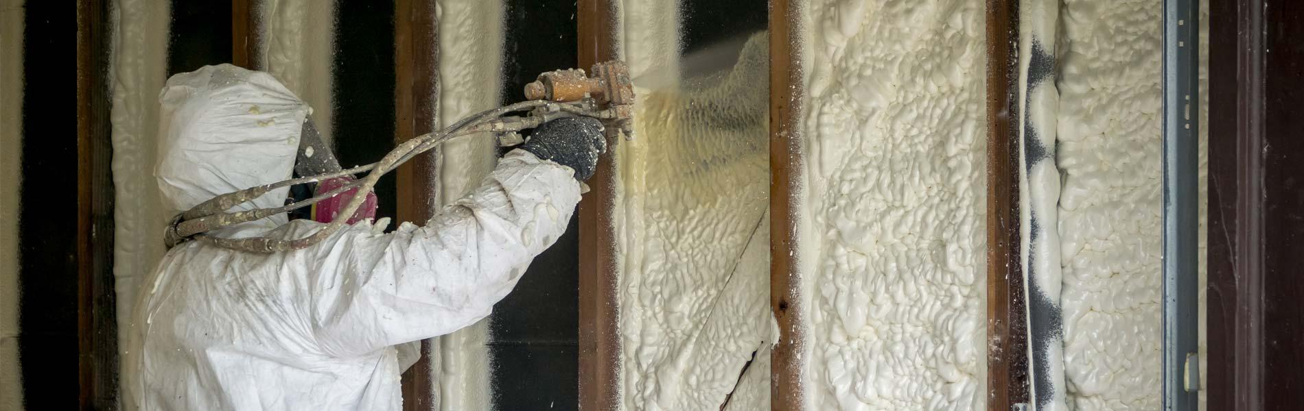 Polyurethane Foam Insulation Application - Pacific Urethanes